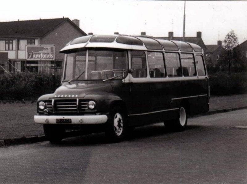 1962 Bedford carr. Groenewold Deiman nr.20
