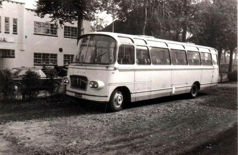 1962 Bedford carr. Groenewold Sijpkes 40