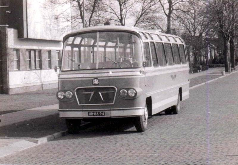 1962 Bedford Groeneveld Klooster 14