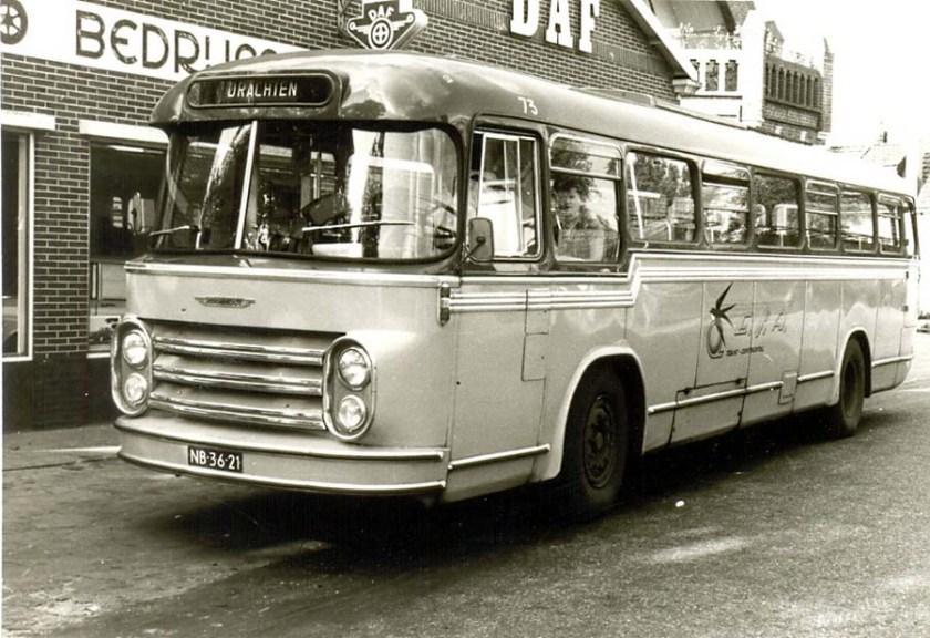 1962 ESA 73  Kromhout Hainje TB 50 (Ex NTM Heerenv.)