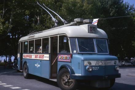 1962 fbw-hess trolley