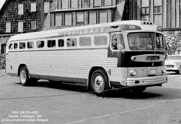 1962 GM PD-4103