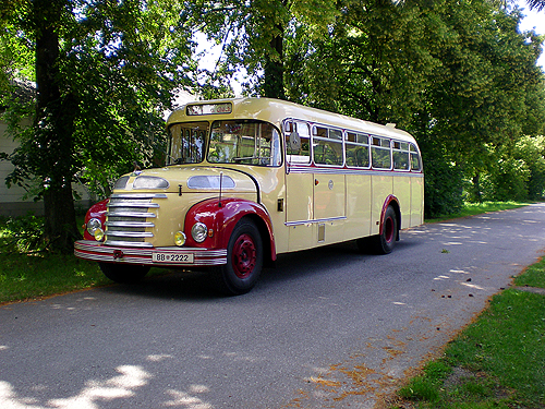 1962 Gräf & Stift 145-FON 37 sitze
