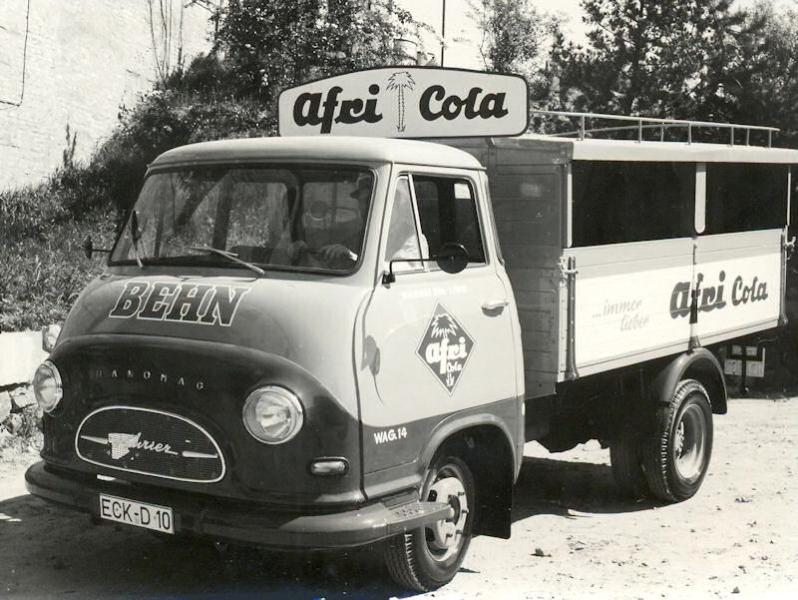 1962 Hanomag-Kurier-Behn-Behn