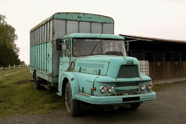 1963 ÖAF bus-met-bak