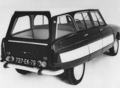 1963 Citroënheuliez63ami6-3