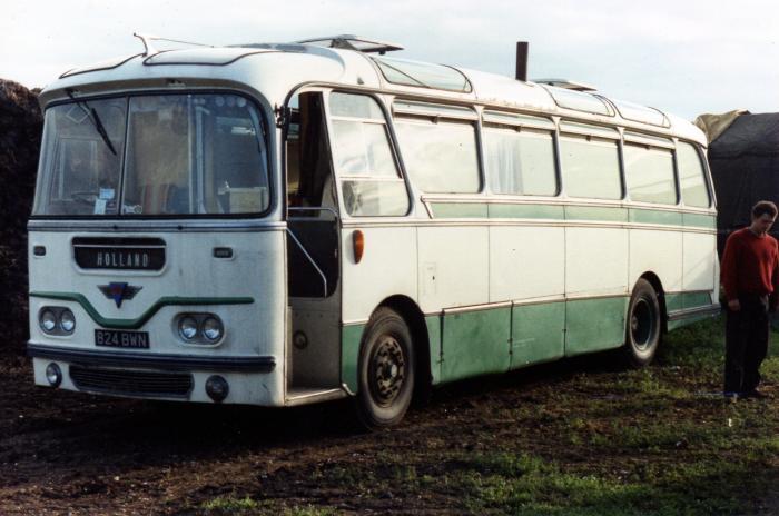 1963 Harrington Cavalier C37F