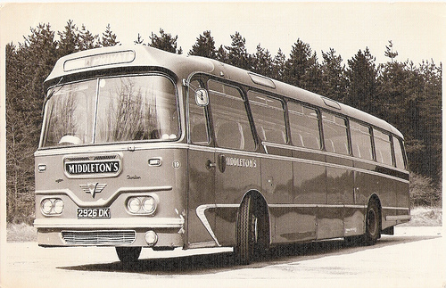 1963 Harrington Coach