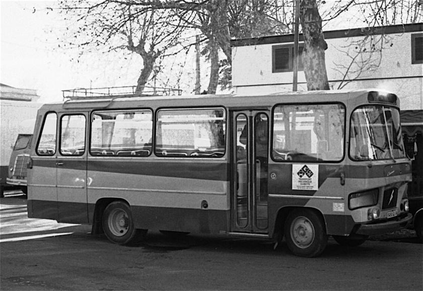 1964 Citroën Heuliez 350, à Clermont L'Hlt