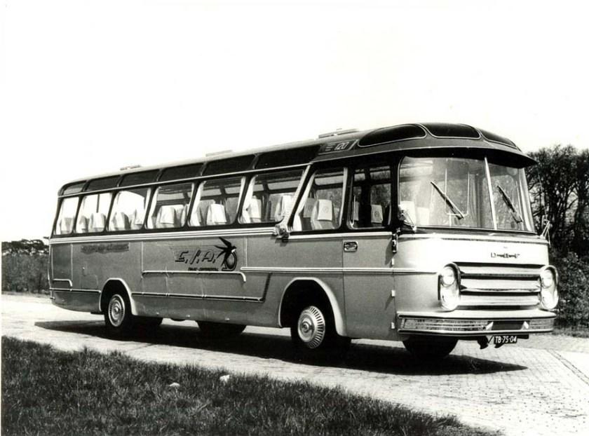 1964 ESA 121 DAF Groenewold