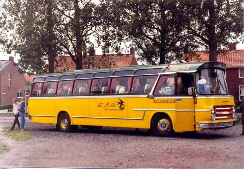 1964 ESA 133-1 DAF Groenewold Museumbus Nat.Busmuseum