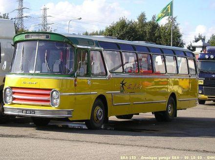 1964 ESA 133, DAF met carrosserie van Groenewold.