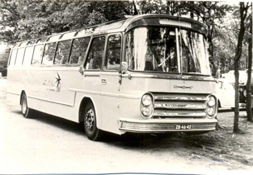 1964 esa 141-1 Daf Groenewold