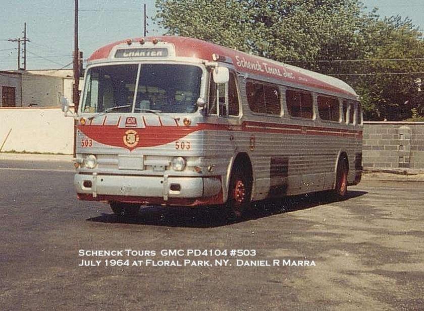 1964 GM PD-4104 503 juli
