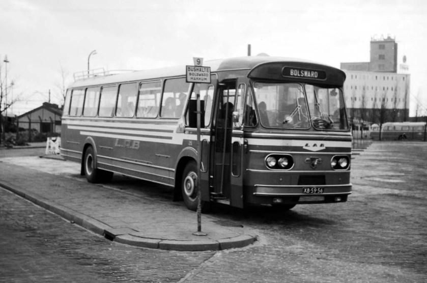 1964 Leyland Hainje