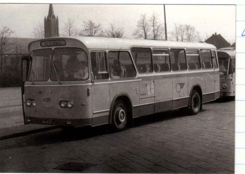 1964 ZVTM 4 Leyland Hainje Zeeland