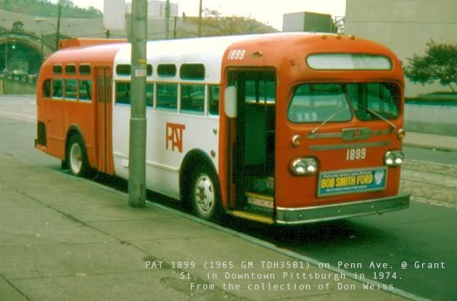 1965 GM TDH 3501