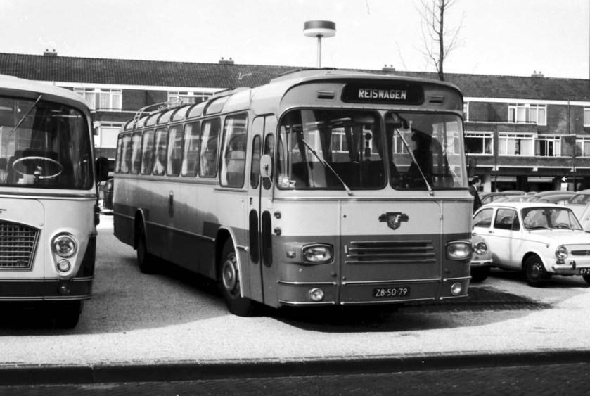 1965 Leyland-Hainje Wim Vink
