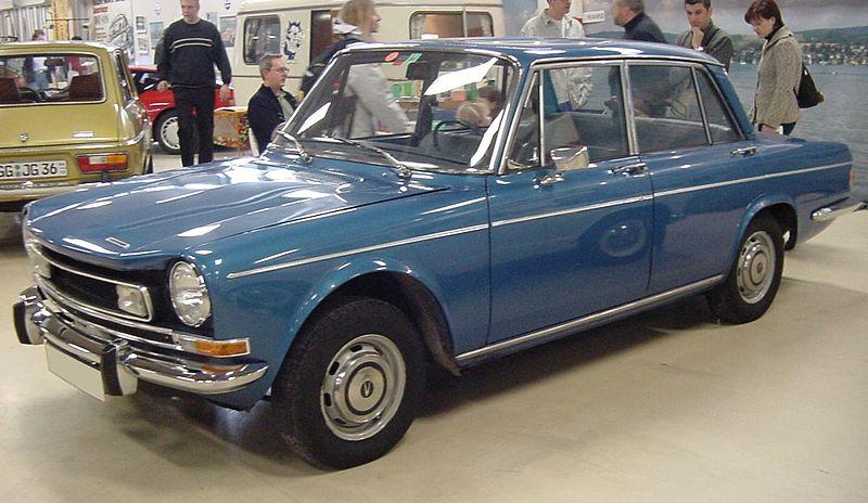 1966-76 Simca 1301 Spécial.