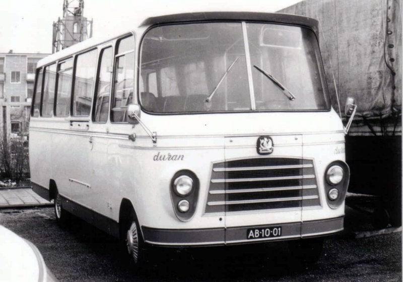 1966 Bedford Groenewold Sijpkes 23