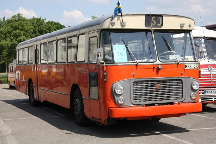 1966 Hägglund (Scania-Vabis BF76-59)