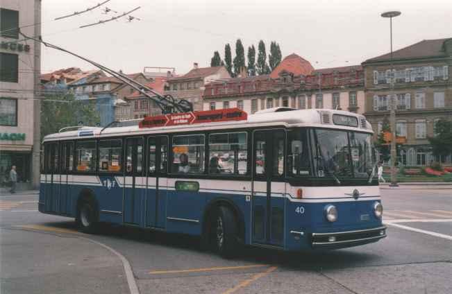 1966 Saurer Hess Tb 40city267
