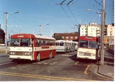 1966 two Eastbourne Fords R buses with NZMB bodies Hess
