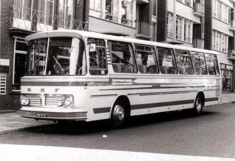 1967 DAF Groenewold Klooster 20