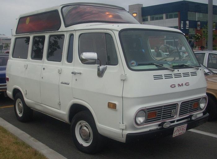 1967 GMC Van