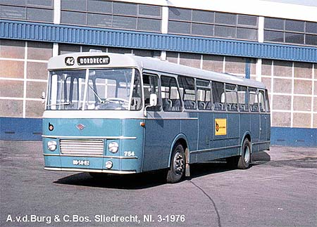 1967 Guy -ZABO Bus