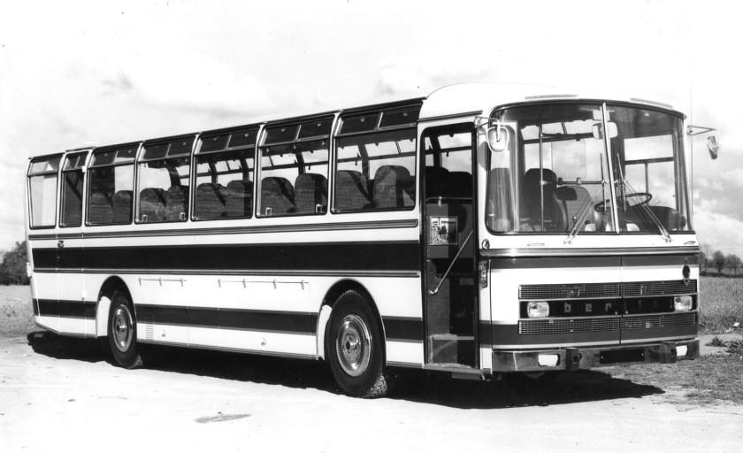 1967 Heuliez Berliet PH4