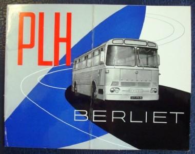 1968 Berliet Heuliez PLH