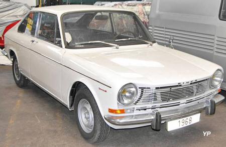 1968 Heuliez Simca 1501 Coupé
