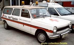 1968 Simca 1200