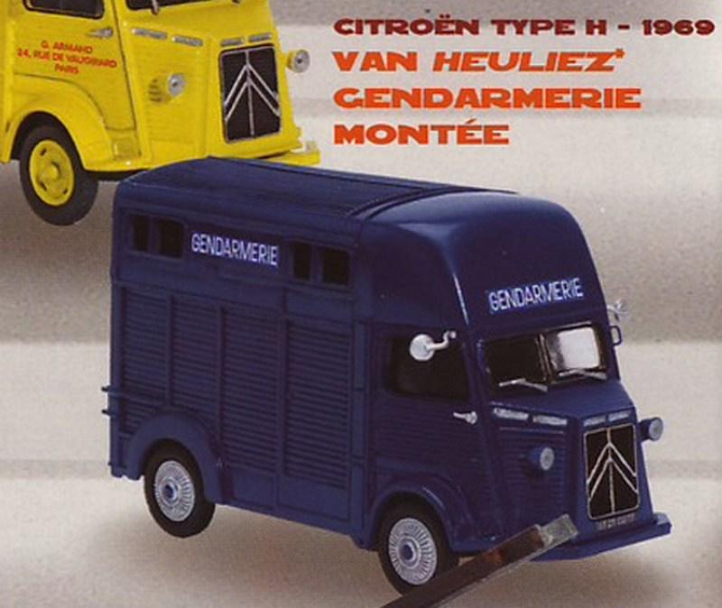 1969 Le N°35 - Citroen Type H
