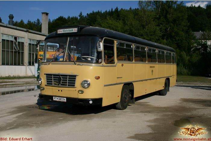 1970 Buspost Gräf & Stift OHL 150