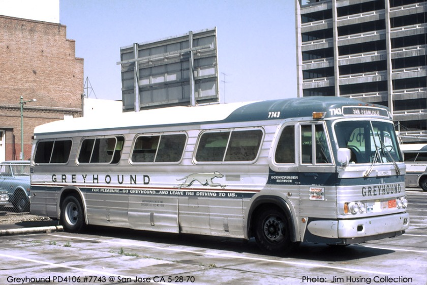 1970 GM PD-4106 Greyhound 7743-vi