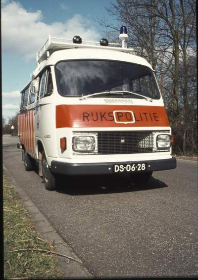 1970 Hanomag-Henschel F20 Rijkspolitie DS-06-28