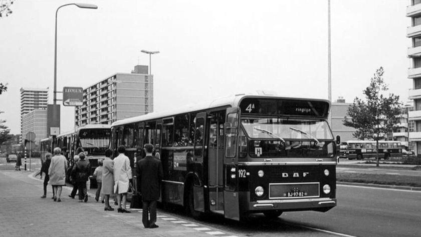 1971 DAF-Hainje 191a