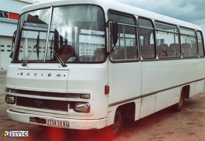 1971 Heuliez 32 seat