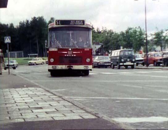 1971 Volvo B58 Hägglunds