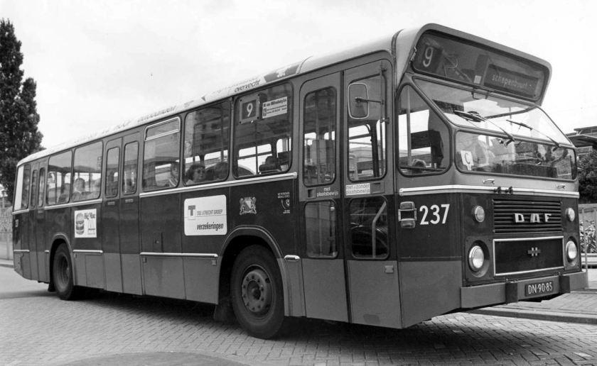 1973 DAF Hainje 236a