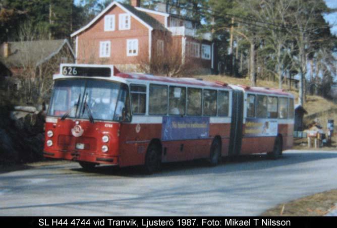 1973 Hägglund & Söner Geledebus
