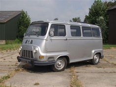 1974 Renault Estafette funeral car