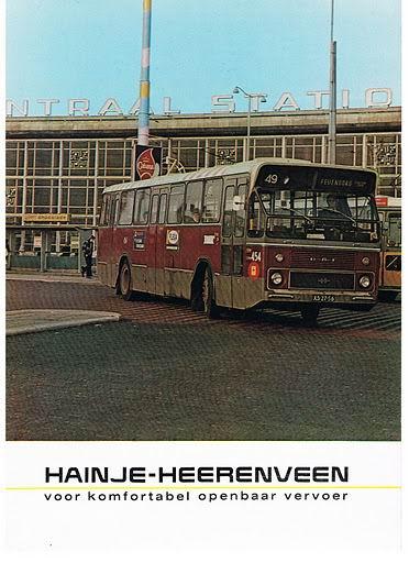 1975 HAINJE Heerenven St Stdsb