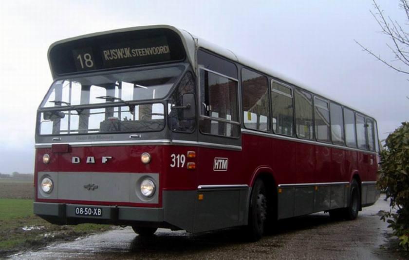 1977 DAF-Hainje 319