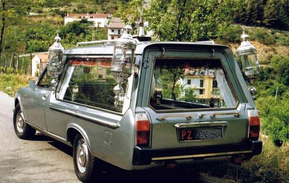 1979 Peugeot Heuliez Hearse