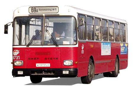 1980 Gräf & Stift Steyr LU 200 M11 (M 1431)