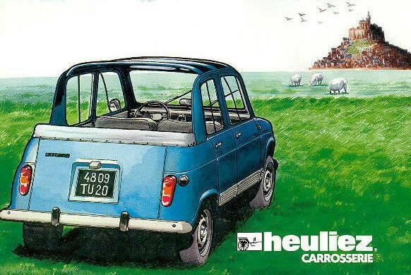 1980 Heuliez R4