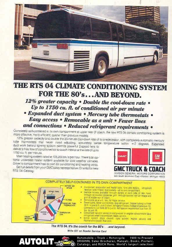 1981 GMC RTS